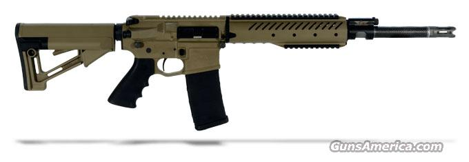 Christensen Arms CA-15 Recon Flat Dark Earth receiver, carbon wrap 223, 16 inch bbl, FDE Magpul STR stock, one 30 round mag,   Guns > Rifles > C Misc Rifles