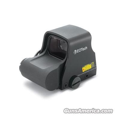 EOTech Holographic Sight, 65 MOA ring, (2) 1 MOA dots  Non-Guns > Scopes/Mounts/Rings & Optics > Tactical Scopes > Red Dot