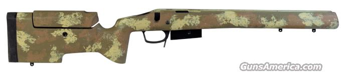 Manners T4A Remington 700 SA DBM Varmint Molded Woodland  Non-Guns > Gun Parts > Stocks > Polymer