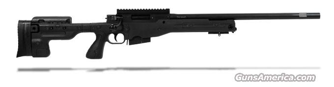 Accuracy International AT Rifle - Fixed Black Stock - 308 Win 20 inch non threaded bbl - R10861-CR  Guns > Rifles > Accuracy International Rifles