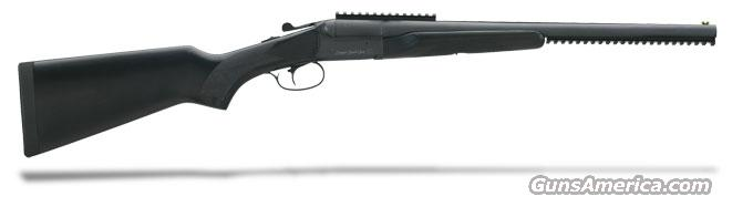 "Stoeger Double Defense 12 GA  20"" S/S Black finished walnut MPN 31446  Guns > Shotguns > Stoeger Shotguns"