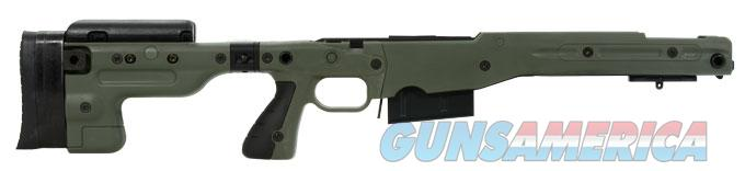 Accuracy International AT Chassis LA .300 Win Model 700 Folding Stock 2.0 GREEN 26699GR  Non-Guns > Gun Parts > Rifle/Accuracy/Sniper