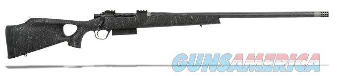Christensen Arms Summit CF - 6.5x284  26in - 1:8 twist- RH Thumbhole CF Stock Black with Gray Webbing - Muzzle brake - Soft Case  Guns > Rifles > Custom Rifles > Bolt Action