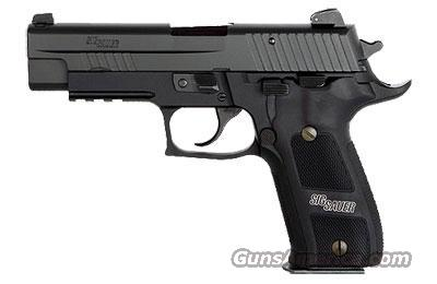 Sig Sauer P229 ELITE DARK, Black Nitron Finish, SRT, SLITE Night Sights, Aluminum Checkered Grips  Guns > Pistols > Sig - Sauer/Sigarms Pistols > P229
