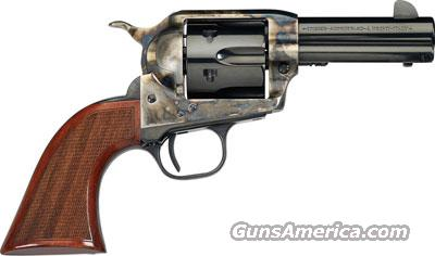 Uberti 1873 Cattleman El Patrón CMS NM Stainless Steel, Checkered Walnut Grip 3.5' .45 Colt 349893  Guns > Pistols > Uberti Pistols > Ctg.