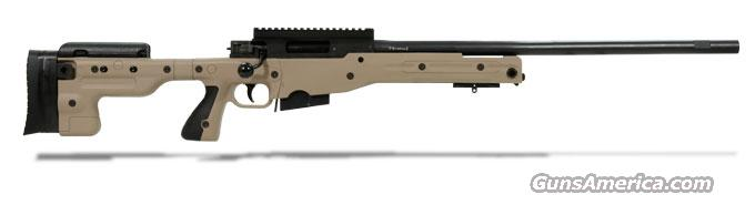 Accuracy International AT Rifle - Fixed Pale Brown Stock - 308 Win 24 inch non threaded bbl -  Guns > Rifles > Accuracy International Rifles