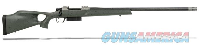 Christensen Arms Summit CF - 6.5x284  26in - 1:8 twist- RH Thumbhole CF Stock Green with Black Webbing - Muzzle brake - Soft Case  Guns > Rifles > Custom Rifles > Bolt Action