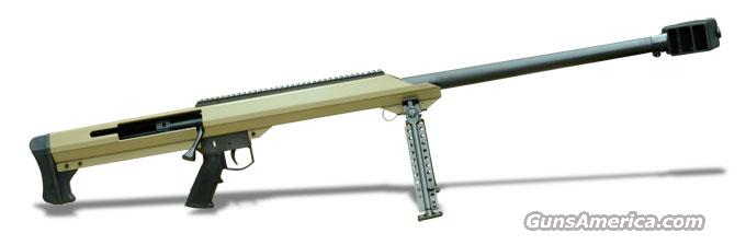 Barrett M99 .416 Barrett Rifle System:  32' Barrel Flat Dark Earth 13272  Guns > Rifles > Barrett Rifles