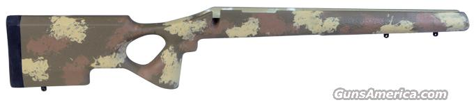 Manners T5 Remington 700 SA BDL Varmint Molded Woodland  Non-Guns > Gun Parts > Stocks > Polymer