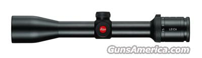 Leica ER 2.5-10x42 CDD Reticle Rifle Scope 50014 -no added discount-  Non-Guns > Scopes/Mounts/Rings & Optics > Rifle Scopes > Variable Focal Length
