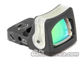Trijicon RM04 RMR Dual Illuminated Sight 7 MOA Amber Dot  Non-Guns > Scopes/Mounts/Rings & Optics > Non-Scope Optics > Other