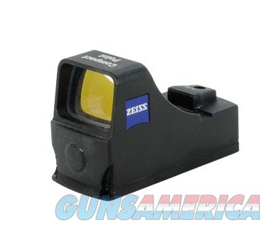 Zeiss Compact Point with Zeiss Plate 521761-000 FREE SHIPPING  Non-Guns > Scopes/Mounts/Rings & Optics > Tactical Scopes > Red Dot