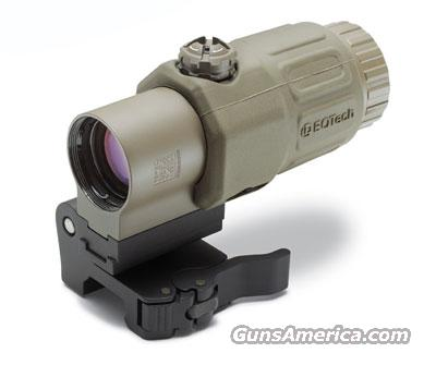 G33 Magnifier with quick detach STS mount Tan FREE SHIPPING  Non-Guns > Scopes/Mounts/Rings & Optics > Rifle Scopes > Fixed Focal Length
