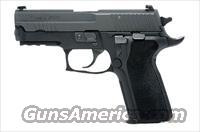 Sig Sauer P229 ENHANCED ELITE, .40 S&W, Black Nitron Finish,  Sig - Sauer/Sigarms Pistols > P229