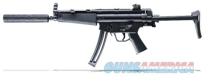 Walther HK MP5 A5 22lr 25 round MPN 5780310 FREE SHIPPING  Guns > Rifles > Walther Rifles > Umarex