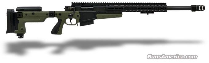 AX308 20' Plain Barrel, Brake,  Butt Spike, Green, Quick Butt, Quick Cheek  Guns > Rifles > Accuracy International Rifles