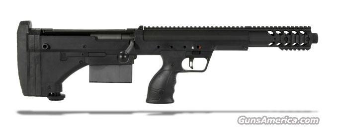 "Desert Tactical SRS A1 Covert 308 Win 16"" Barrel Black Receiver Black Stock with Monopod  Guns > Rifles > D Misc Rifles"