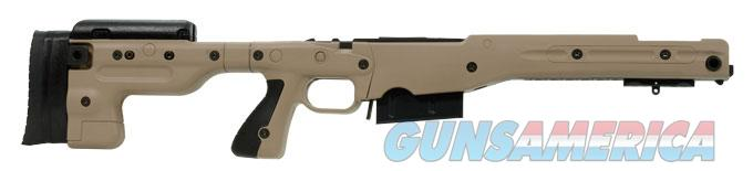 Accuracy International AT Chassis LA .300 Win Model 700 Fixed Stock 1.5 PALE BROWN 26698PB FREE SHIPPING  Non-Guns > Gun Parts > Stocks > Polymer