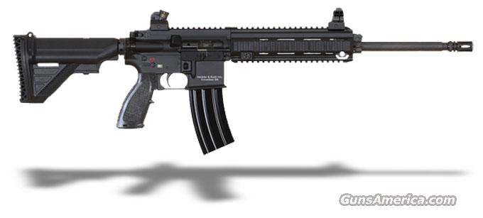 HK MR556A1 5.56  black with 30 round magazine MPN MR556-A1  Guns > Rifles > Heckler & Koch Rifles > Tactical
