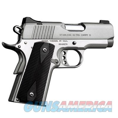 Kimber 1911 Stainless Ultra Carry II 9mm 3200177 FREE SHIPPING  Guns > Pistols > Kimber of America Pistols