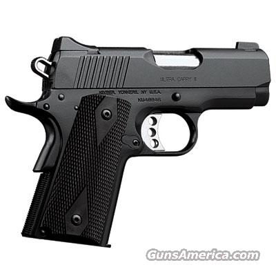 Kimber 1911 Ultra Carry II - Night Sights .45 ACP 3200072 FREE SHIPPING  Guns > Pistols > Kimber of Oregon Pistols