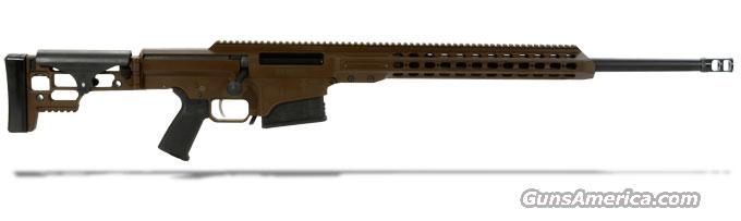 "Barrett MRAD 300 Win Rifle System - Multi-Role Brown Receiver - 24"" Black Heavy Barrel 14358  Guns > Rifles > Barrett Rifles"