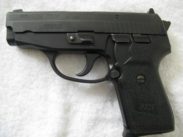 SIG P239 9mm For Sale  Guns > Pistols > Sig - Sauer/Sigarms Pistols > P239