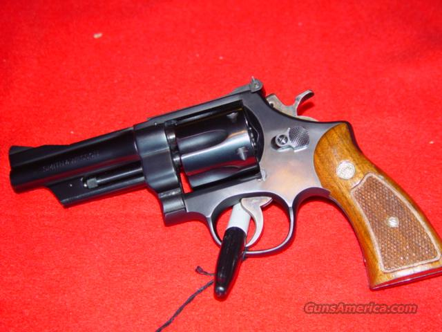 SMITH & WESSON 28-2 357 MAGNUM  Guns > Pistols > Smith & Wesson Revolvers > Full Frame Revolver