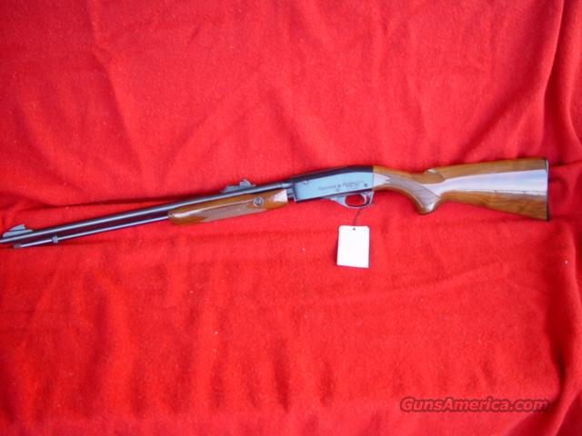 REMINGTON 572 BDL  Guns > Rifles > Remington Rifles - Modern > .22 Rimfire Models