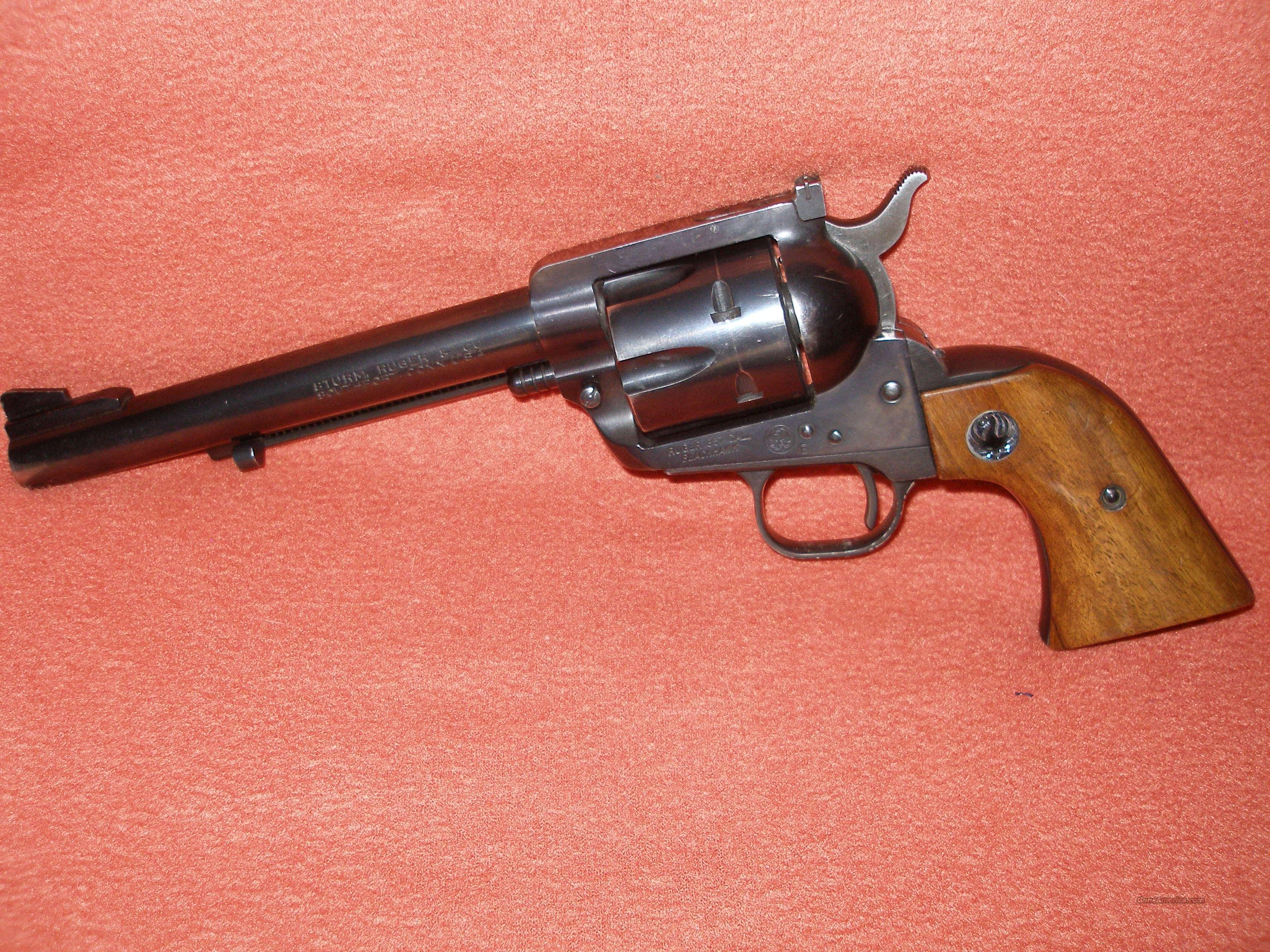 "3 SCREW FLATTOP 357 RUGER ""REDUCED""  Guns > Pistols > Ruger Single Action Revolvers > Blackhawk Type"