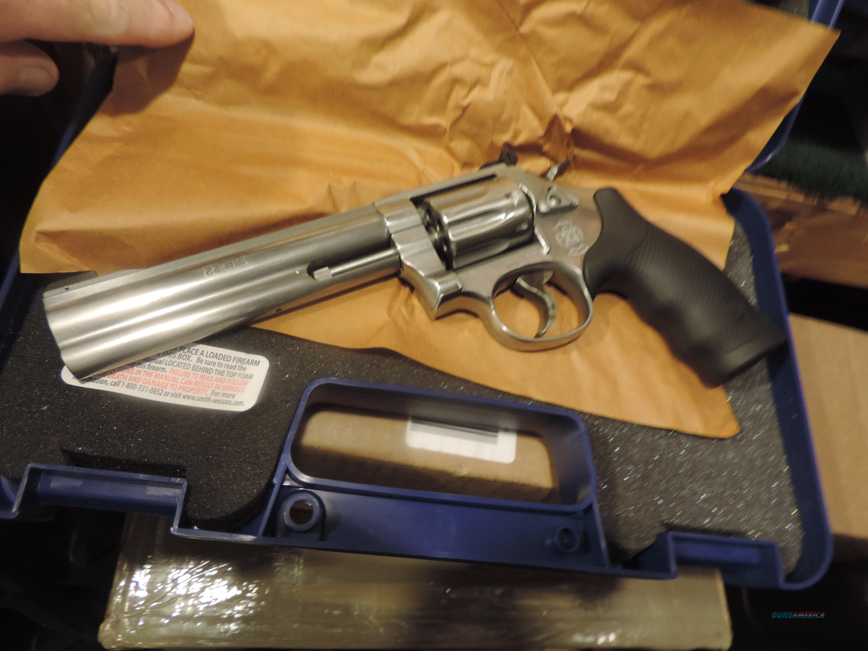 SMITH WESSON 648-2 IN 22 MAG 8 SHOT NIB  Guns > Pistols > Smith & Wesson Revolvers > Full Frame Revolver