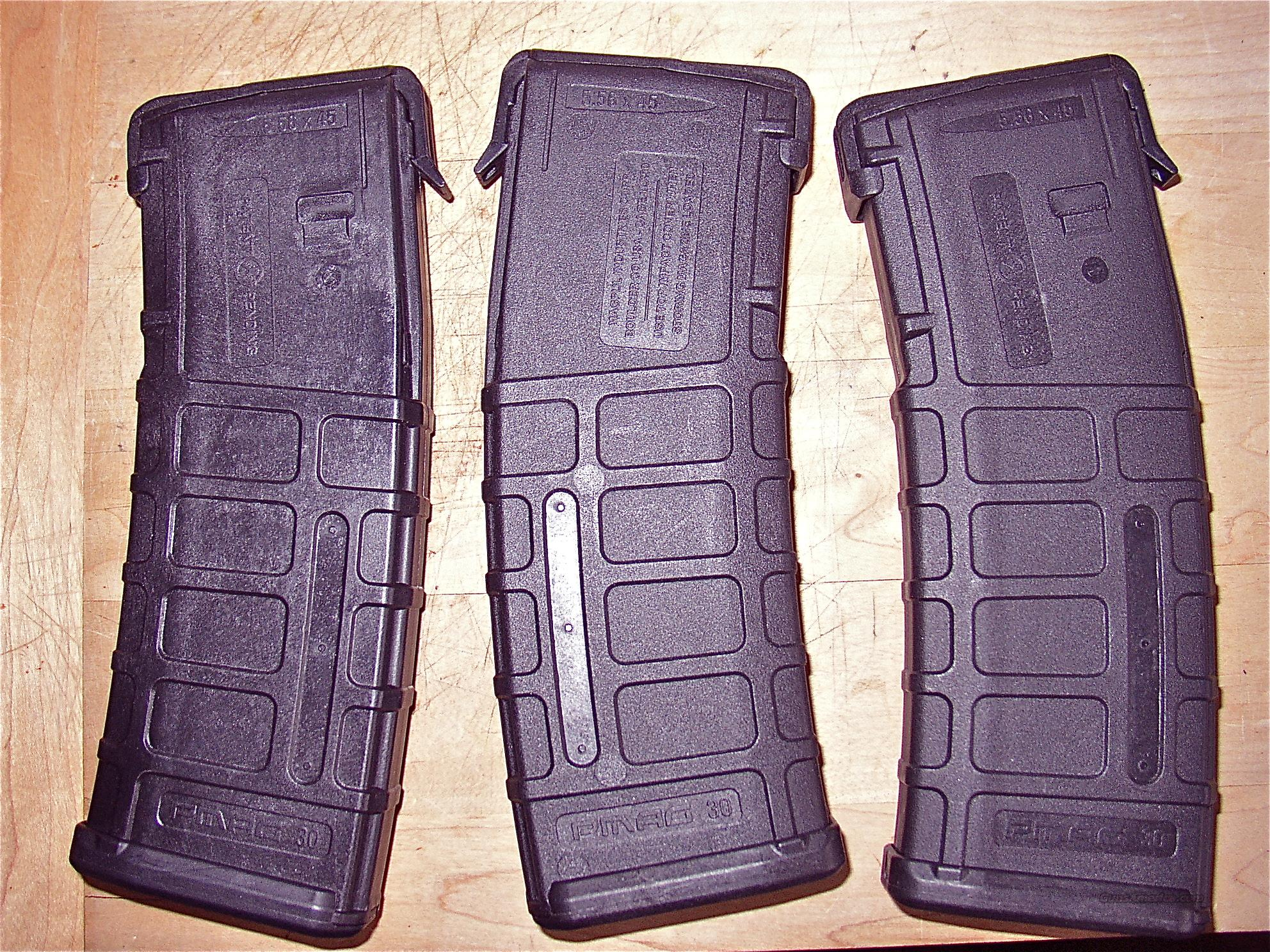 MAGPUL PMAG 30 Round New  Non-Guns > Magazines & Clips > Rifle Magazines > AR-15 Type