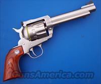 Ruger 327 Federal Blackhawk Stainless NEW  Guns > Pistols > Ruger Single Action Revolvers > Blackhawk Type
