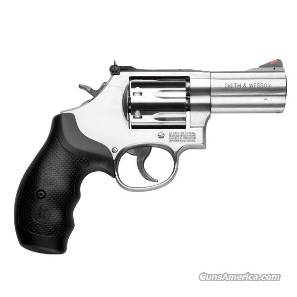 "Smith & Wesson 686 Plus 357 Magnum 3"" 7 Shot 164300 *NEW*  Guns > Pistols > Smith & Wesson Revolvers > Full Frame Revolver"