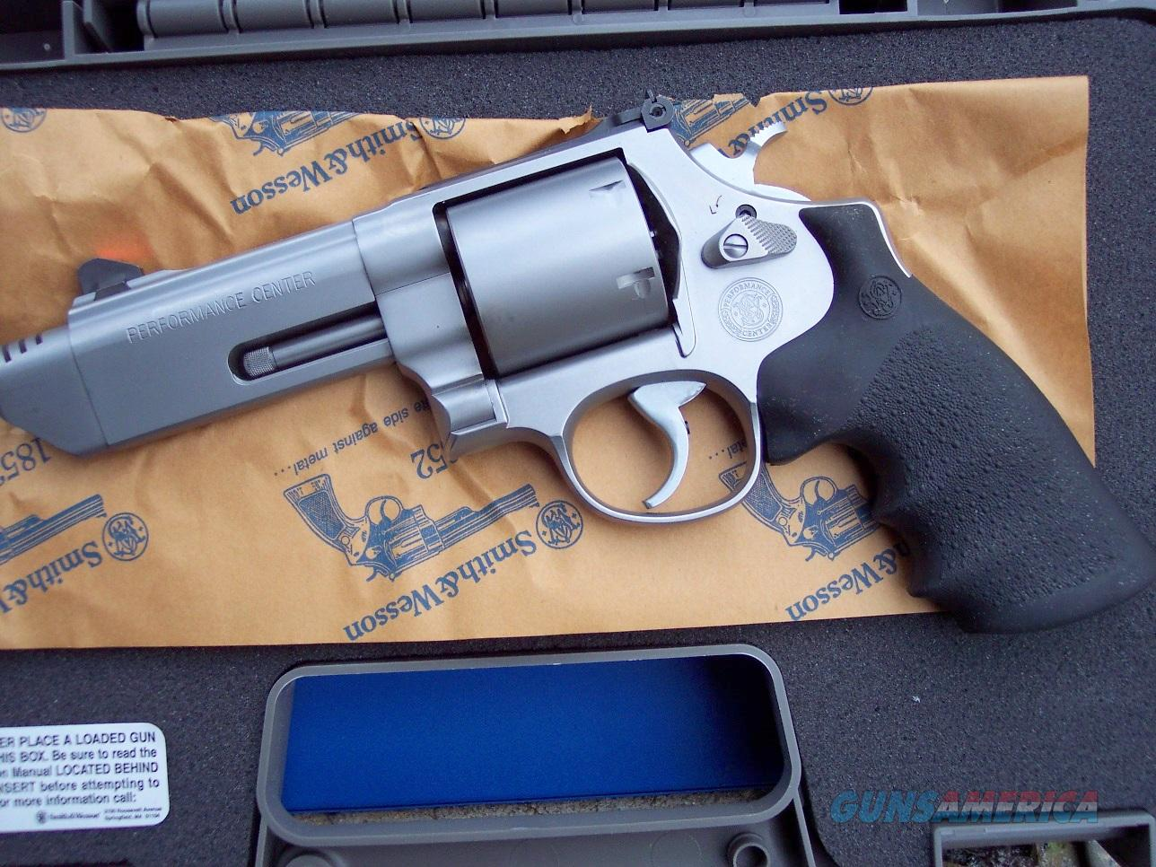 Smith & Wesson 629 Performance Center V Comp 44 Mag 170137 *NEW*  Guns > Pistols > Smith & Wesson Revolvers > Performance Center