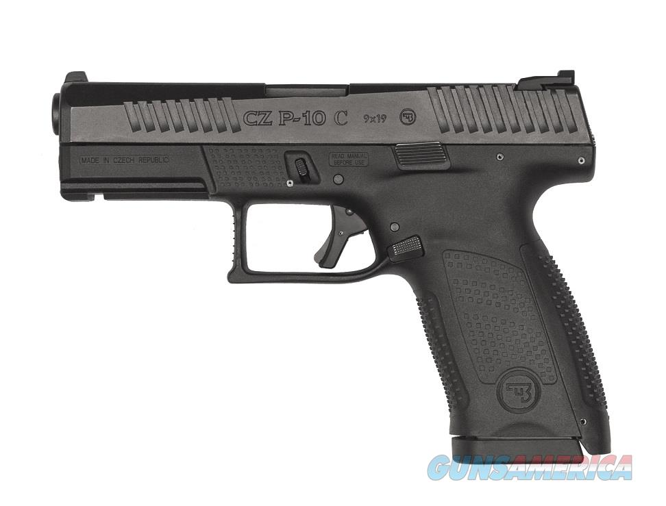 CZ P-10 Compact 9mm 15 Rd Mags 91520 *NEW*  Guns > Pistols > CZ Pistols