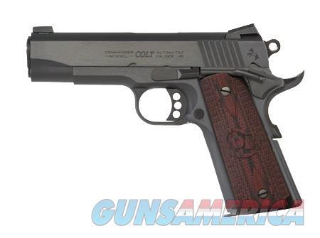 "Colt Combat Commander 9mm 1911 Blue 4.25"" 04942XE *NEW*  Guns > Pistols > Colt Automatic Pistols (1911 & Var)"