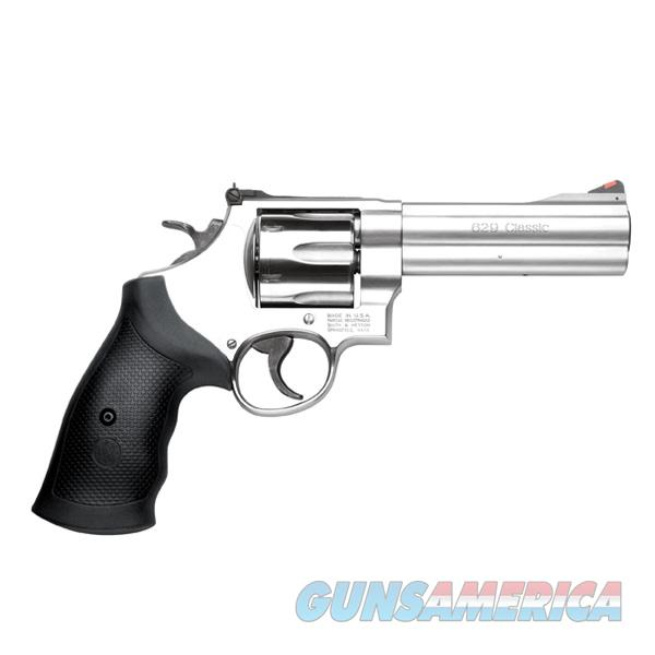 "Smith & Wesson 629 .44 Mag Stainless 5"" 163636 *NEW*  Guns > Pistols > Smith & Wesson Revolvers > Model 629"