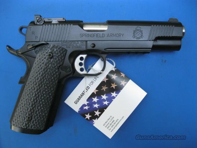 Springfield TRP Operator 45 acp RAIL NS *NIB* PC9105L18  Guns > Pistols > Springfield Armory Pistols > 1911 Type