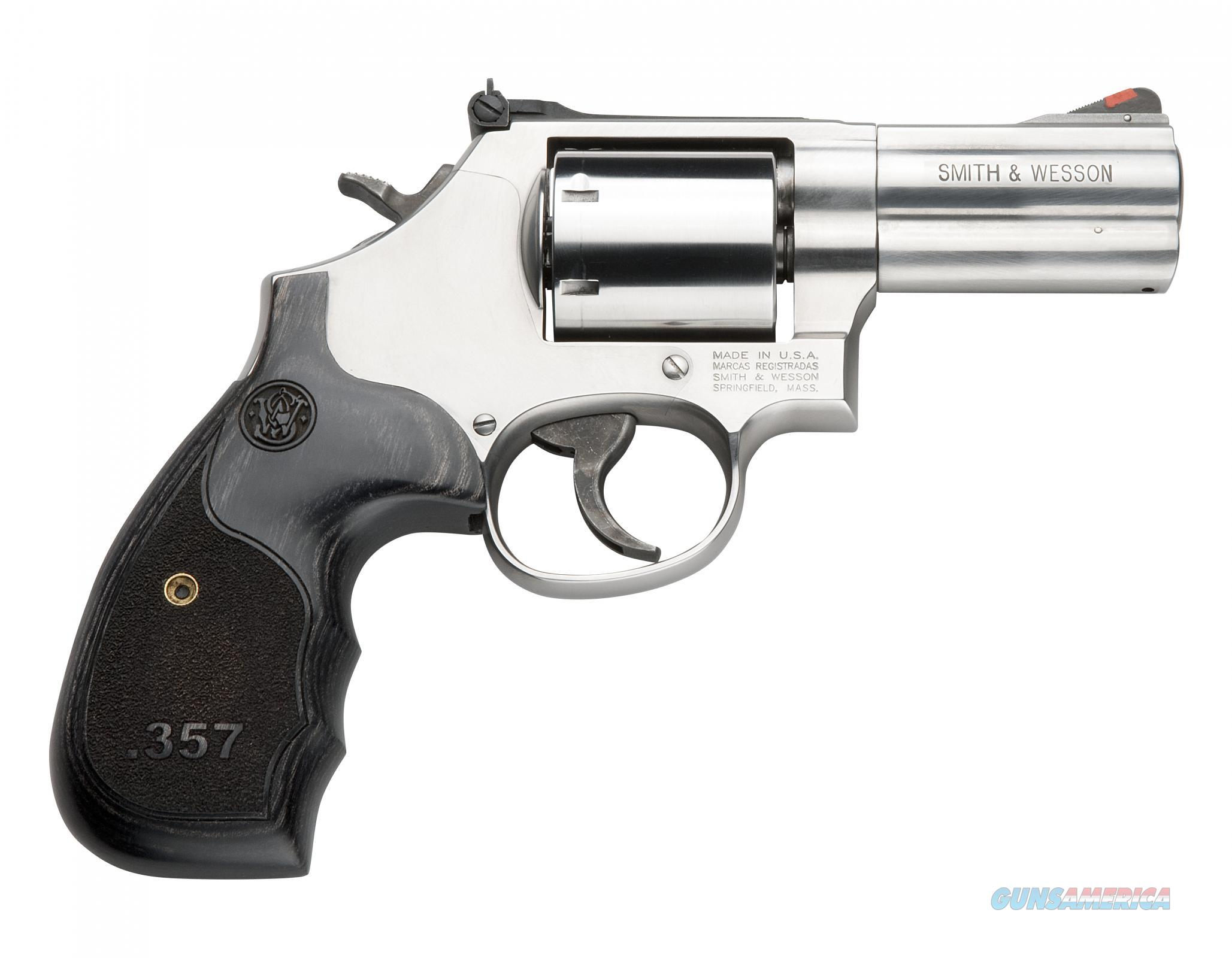 """Smith & Wesson 686 Plus Deluxe 3"""" LIMITED 150853 *NEW*  Guns > Pistols > Smith & Wesson Revolvers > Full Frame Revolver"""