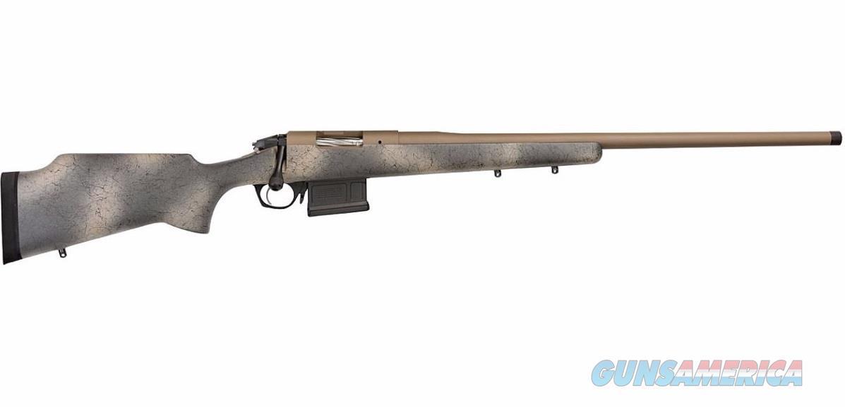 "Bergara Premier Approach 6.5 Creedmoor 24"" Threaded AICS Cerakote BPR21-65F *NEW*  Guns > Rifles > Bergara Rifles"