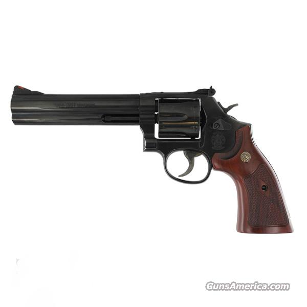 "Smith & Wesson 586 Classic 6"" Blue .357 Mag *NEW* 150908  Guns > Pistols > Smith & Wesson Revolvers > Full Frame Revolver"