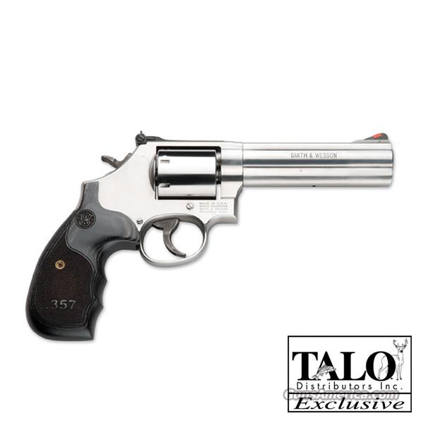 "Smith & Wesson 3-5-7 Magnum Series LIMITED ED Talo 5"" .357 Magnum *NEW*  150854  Guns > Pistols > Smith & Wesson Revolvers > Full Frame Revolver"