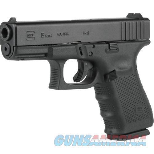 Glock 19 Gen 4 9mm 3-15 Rd Mags NIB  Guns > Pistols > Glock Pistols > 19/19X