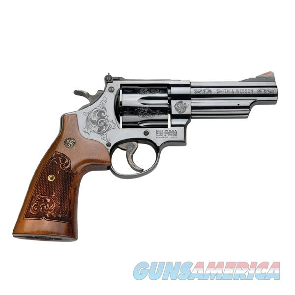 "Smith & Wesson 29 Classic Engraved .44 Mag 4"" Presentation Case *NEW* 150783  Guns > Pistols > Smith & Wesson Revolvers > Full Frame Revolver"