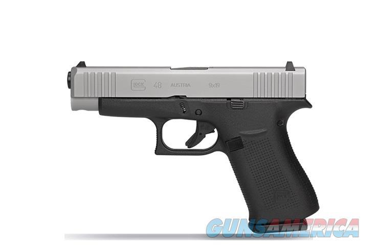 Glock 48 9mm 10 rd Single Stack CCW *NEW* FREE Shipping  Guns > Pistols > Glock Pistols > 43/43X