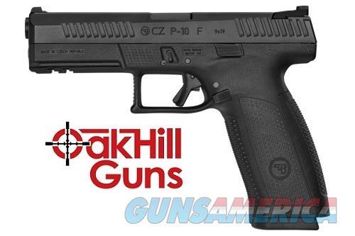 CZ P-10 F 9mm Full Size P10F 19rd Mags 91540 *NEW* 2019  Guns > Pistols > CZ Pistols
