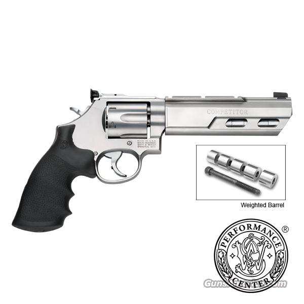 Smith & Wesson 629 PC Competitor Weighted Barrel .44 Magnum *NEW* 170320  Guns > Pistols > Smith & Wesson Revolvers > Performance Center