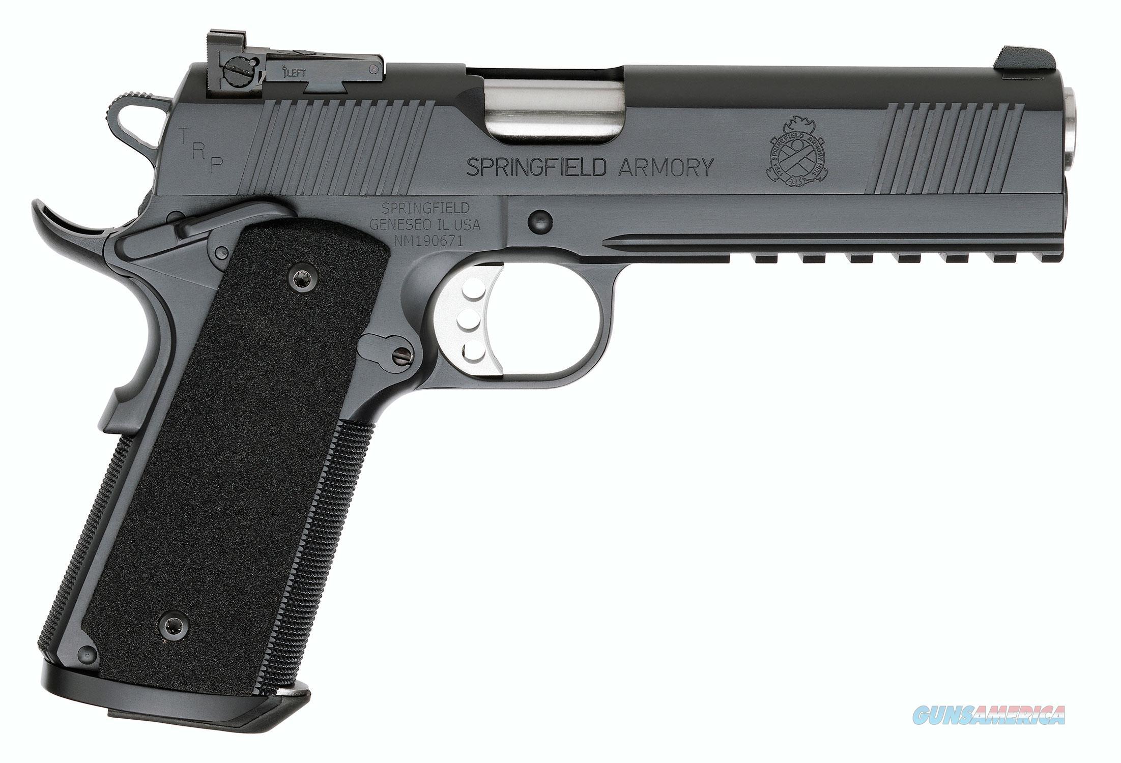 Springfield TRP Operator 45 acp RAIL NS *NEW* PC9105LCA18   Guns > Pistols > Springfield Armory Pistols > 1911 Type
