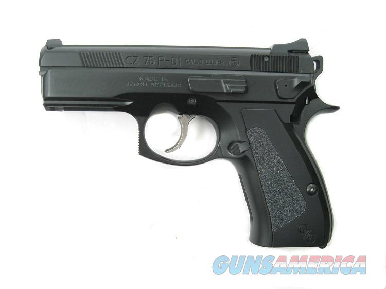 CZ Custom SDP Compact 9mm P01 Decocker 75D Night Sights 14 Round Mags *NEW* 91721  Guns > Pistols > CZ Pistols